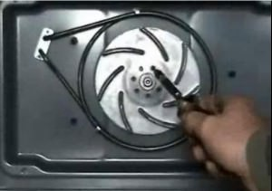 How To Replace Bosch Neff Amp Siemens Fan Oven Element
