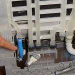 Bosch dishwasher  flow meter