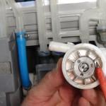 Bosch dishwasher  flow meter impeller jug