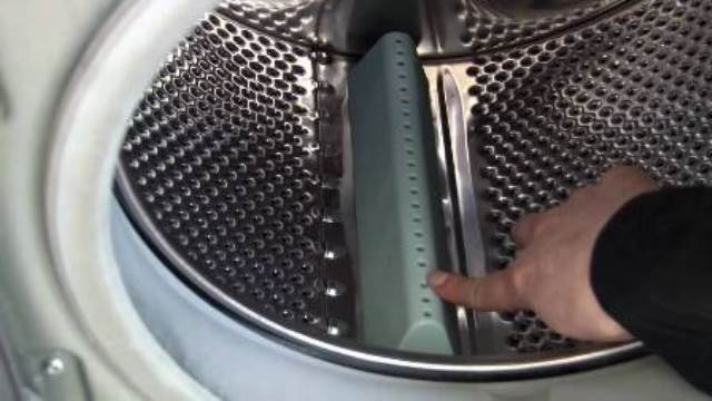 how to remove a washing machine drum