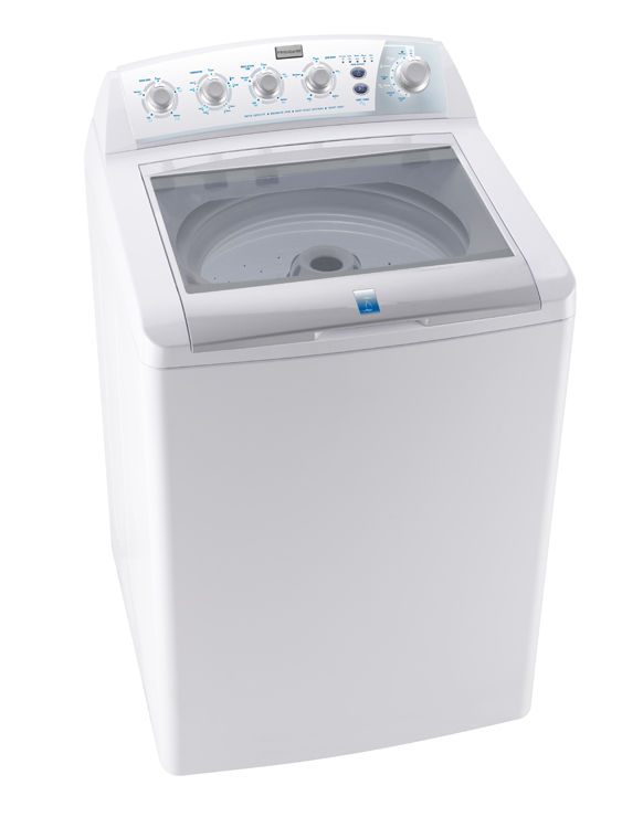 washing machine top loader