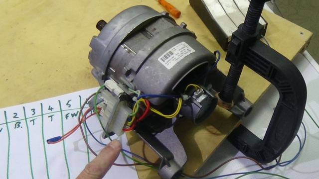 how to test a washing machine motor ForWashing Machine Motor Repair