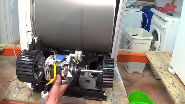 Tumble Dryer Replace Belt Motor Or Bearings Whirlpool