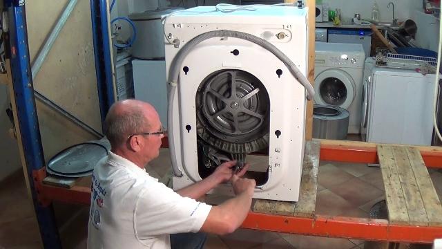 washing machine not turning on
