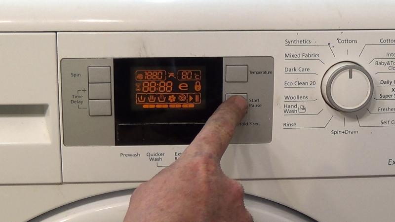 Beko Washing Machine Wmb 7 8 9 Series Diagnostic Amp Test Mode