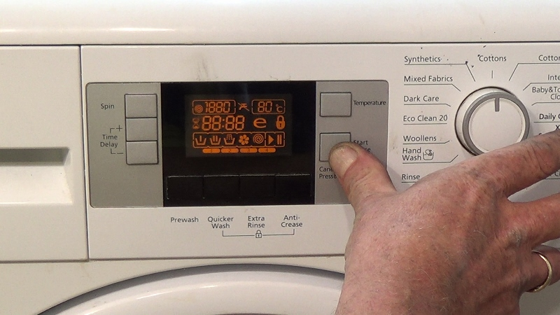 Beko Washing Machine Wmb 7 8 9 Series Diagnostic Amp Test Mode