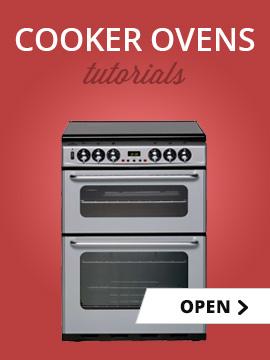 cooker ovens tutorials