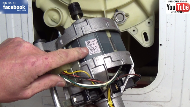 How To Replace Selni Motor Carbon Brushes De Dietrich