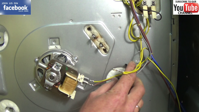 How To Replace A Beko Fan Oven Element Removing Wiring