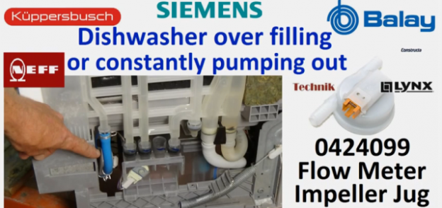 How to replace dishwasher impeller jug how to repair buy dishwasher parts balay constructa kppersbusch neff siemens tecnik dishwasher keeps emptying and filling how to diagnose the fault and replace the publicscrutiny Gallery