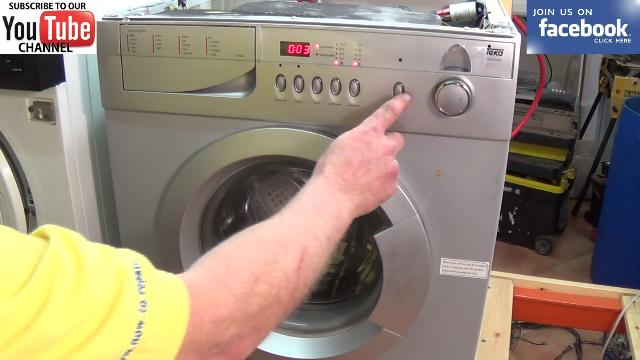 Haier washing machine not spinning