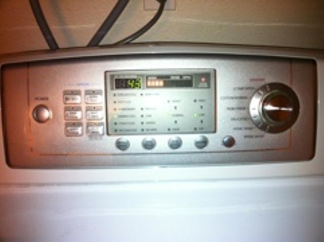 fix lg washing machine