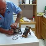 replacing washing machine motor