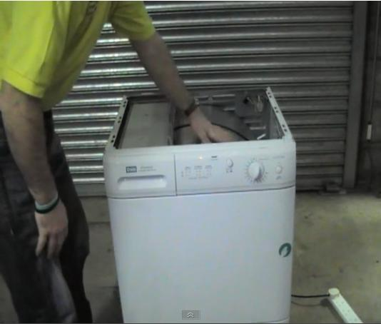 how to replace drive belt on hotpoint aquarius tumble dryer