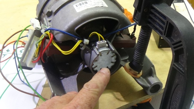 washing machine motor test 6 how to test a washing machine motor Trailer Wiring Harness at n-0.co