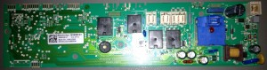 The front of a Printed circuit board  Env 06