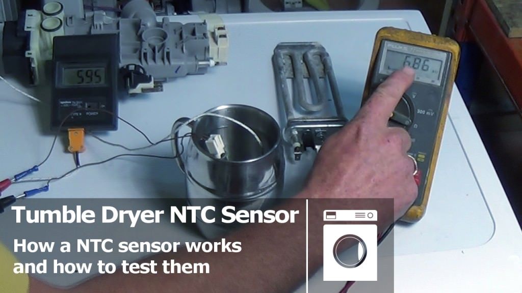 How A Ntc Sensor Works On A Tumble Dryer