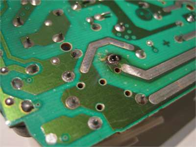 Printed Circuit Board Repairs for Tumble dryers AEG, Electrolux