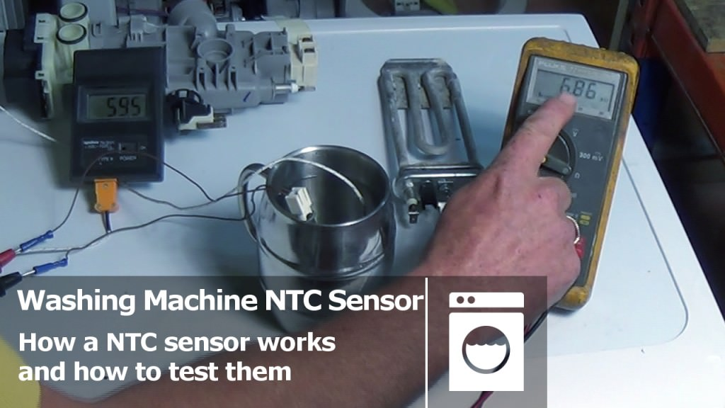 How A Ntc Sensor Works On A Washing Machine