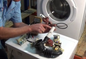washing machine will not fill with water how the water valves and pressur switch works