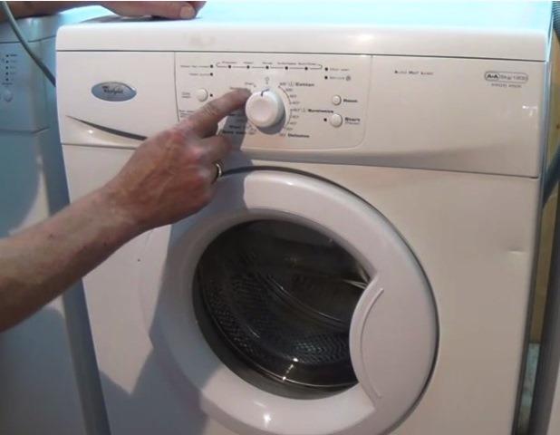 whirlpool awo d awd series washing machine error fault codes rh how to repair com