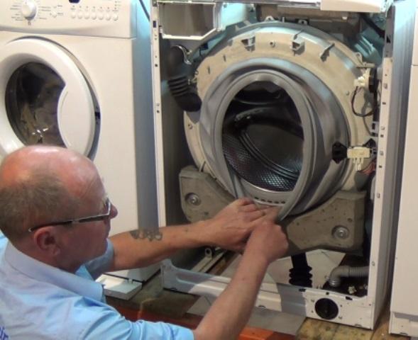 How To Replace Whirlpool Washing Machine Door Seal