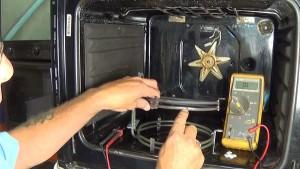 Prima oven not heating