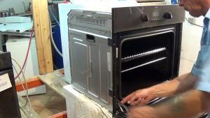 how to Remove creda hotpoint oven door