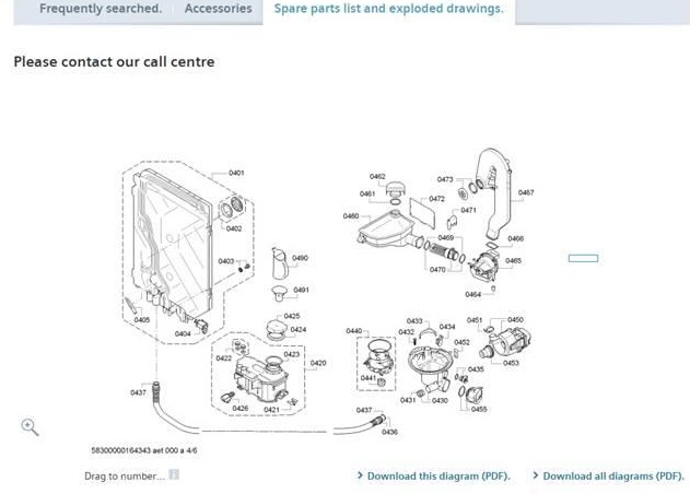 Siemens Parts Diagram Wiring Diagram Home