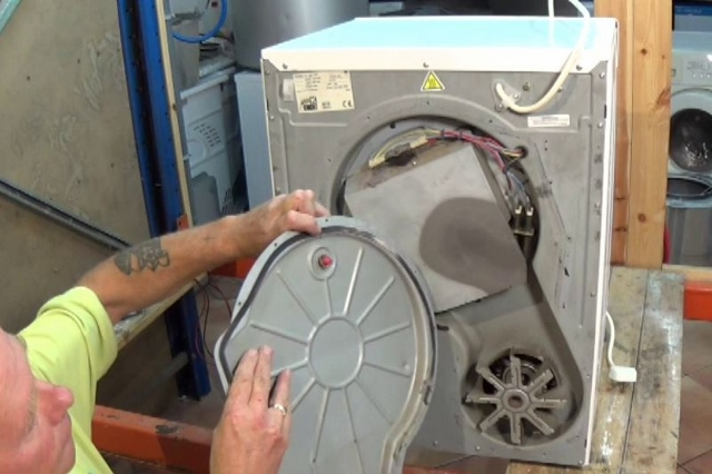 White Knight Tumble Dryer not heating and tripping electric – White Knight Tumble Dryer Wiring Diagram