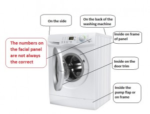 How_to_find_washing_machine_model_number