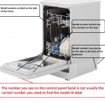 INDESIT_slimline dishwasher model number