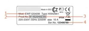 aeg-electrolux-zanuusi-model-number