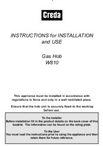 instructions-for-electric-gas-hob-