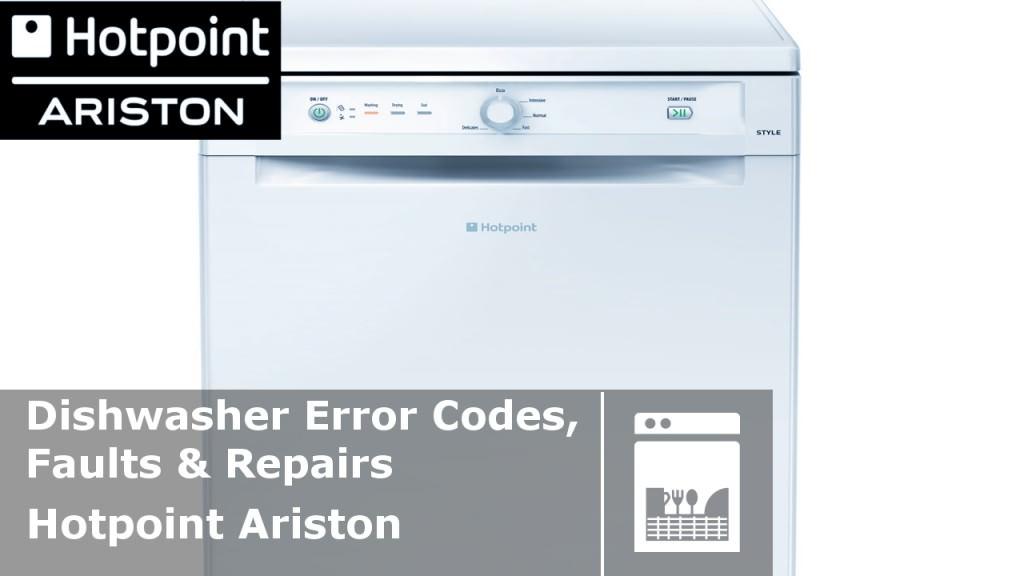 Hotpoint ariston dishwasher error codes and faults diagnostic fault hotpoint ariston dishwasher error codes and faults diagnostic fault finding publicscrutiny Choice Image