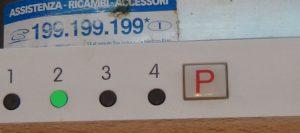 F02 dishwasher error code