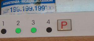 F06 dishwasher error code