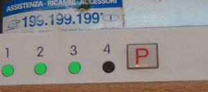 F07 dishwasher error code
