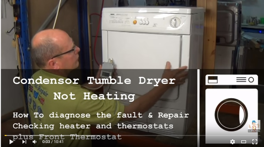 Condenser Tumble Dryer Not Heating Up Aeg Electrolux