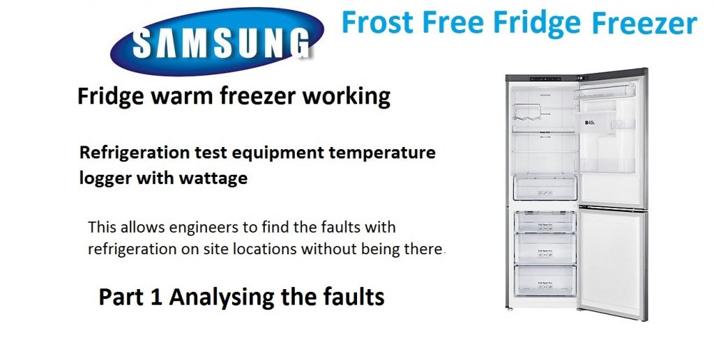 Part 1 Fridge Warm Freezer Cold How To Find The Fault And