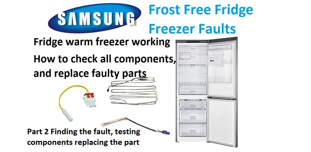 Part 2 Fridge Warm Freezer Cold How To Check The