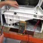 Testing Ntc sensor