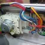 timer and wiring Candy cdc266 uk tumble dryer