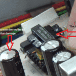 blown-washing-machine-cuircuit-board-capacitor