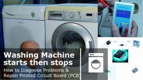 Washing Machine | How to Repair