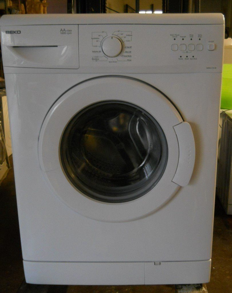 beko wm5100w washing machine will not run although start pause rh how to repair com Bosch Washing Machine Manual Beko 5 Kg Automatic Washing Machine
