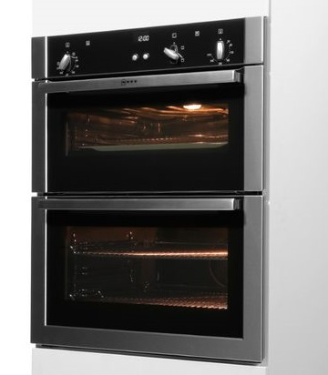 Neff Double Oven Uneven Heating