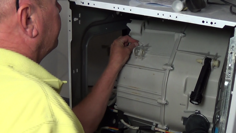 How To Repair A Hole Or Crack In A Washing Machine Drum