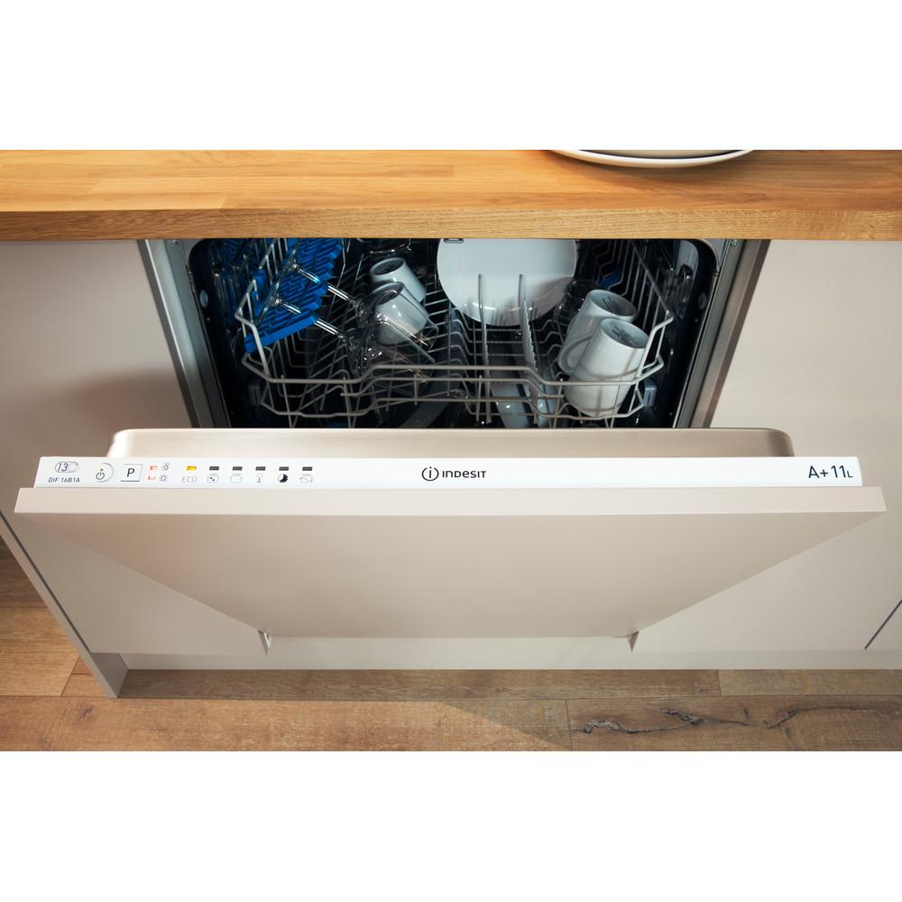 Genuine Indesit Dishwasher Central Drain Filter